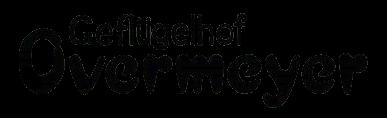 Geflügelhof-Overmeyer-Schriftzug
